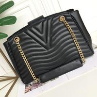 2020 Luxury women's bag high quality fashion leather embroidered zipper bag.Large shoulder bag.The shipping free