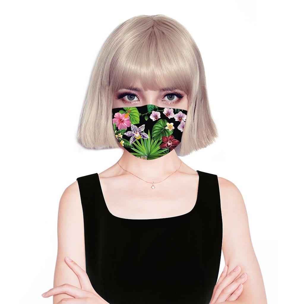 Hca9e7817b1da4356a0cd708b0585c0d2U adult facemask flower print adjustable cotton maske mondkapje maska tapabocas dropshipping