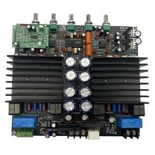 Audio Amplifier TDA8954TH 2.1 Bluetooth HIFi Digital Amplifier Board Class D Predecessor Amp 210W X2 LM1036 + NE5532
