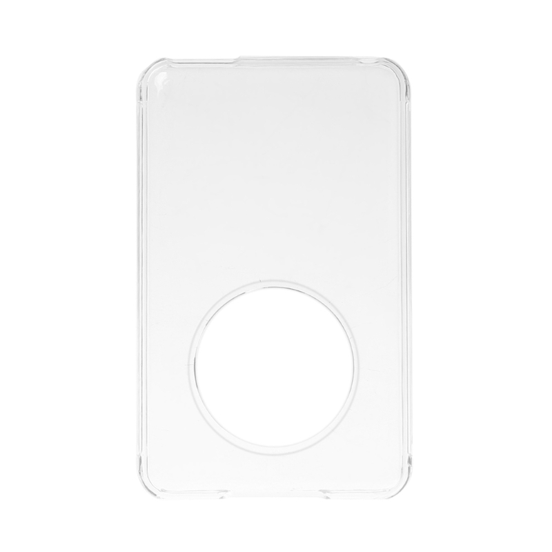 Portable High Quality PC Transparent Classic Hard Case For iPod 80G 120G 160G