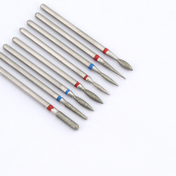 1pcs Diamond Milling Cutters for Manicure Nail Drill Apparatus for Manicure Cuticle Clean Bit Elecric Machine Pedicure Accessory 3
