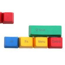 Mechanical-Keyboard Profile Keycap Dyesub 12-Keys-Replacement SHIFT CTRL ALT PBT OEM