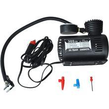 Mini compresseur à Air électrique portable, pompe à Air automatique, gonfleur de pneus, pompe à Air en métal à cylindre unique