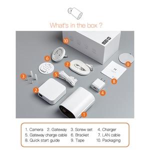Image 4 - Globale Versione IMILAB EC2 Smart IP Gateway 1080P AI Umanoide di Rilevamento APP di Controllo IP66 Outdoor Wireless Smart Camera