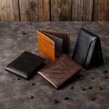 2019 New Solid Color Wallet Document Folder High Quality PU Leather Cover For Business Credit Card Holder Unisex Driver License(China)