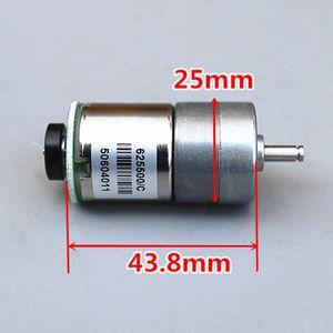 1PC M100 1:110 DC 12V Geared M