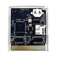 EDGB PRO EZ-FLASH Junior tarjeta tipo cartucho de juego para Gameboy DMG GB GBC juegos de consola de juego personalizado versión de ahorro de energía