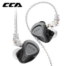 2021 CCA CSN 1BA 1DD באוזן היברידי אוזניות צג אוזניות אוזניות HIFI רעש הפחתת אוזניות CCA C10 KZ ZSNPRO לZST ZSX