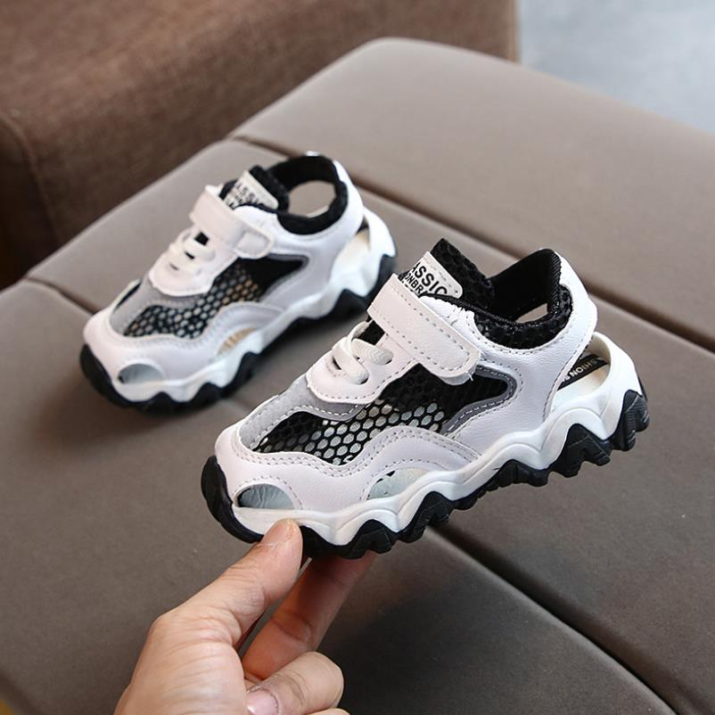 Children's Sandals 2020 Summer New Fashion Trend Girls Comfortable Wild Casual Shoes Boys Sports Sandals Baby Toddler Shoe 21-30