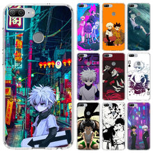 Hunter x Hunters Case For Huawei Honor 10 9 Lite Y5 Y6 Y7 Y9 2019 9X 8X 8S 8A Pro 7A 10i 20 Nova 6E V30 Phone Coque Cover(China)