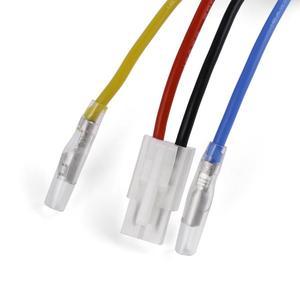 Image 5 - 1 шт. оригинальный щеточный электронный контроллер скорости HobbyWing quirun 1060 60A ESC для 1:10 радиоуправляемого автомобиля водонепроницаемый для радиоуправляемого автомобиля