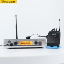 Betagear система передатчиков для сценических выступлений 300IEM G3 SR300 IEM персональный монитор беспроводная система в ухо монитор система аудио Профессиональный
