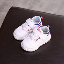 2019 Baby Kids Elastic Band Fashion Shoes Boys Girls Soft So