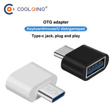 Universal Usb 3.0 To Type C Adapter For Android Mobile Mini Type-C Jack Splitter smartphone USB Connectors OTG Converte