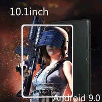 Tableta PC 6G + 2021 GB, 128 pulgadas, Android 10,1, teléfono 2 en 1, máquina de aprendizaje Full Netcom dedicada a juegos de estudiantes, novedad de 9,0