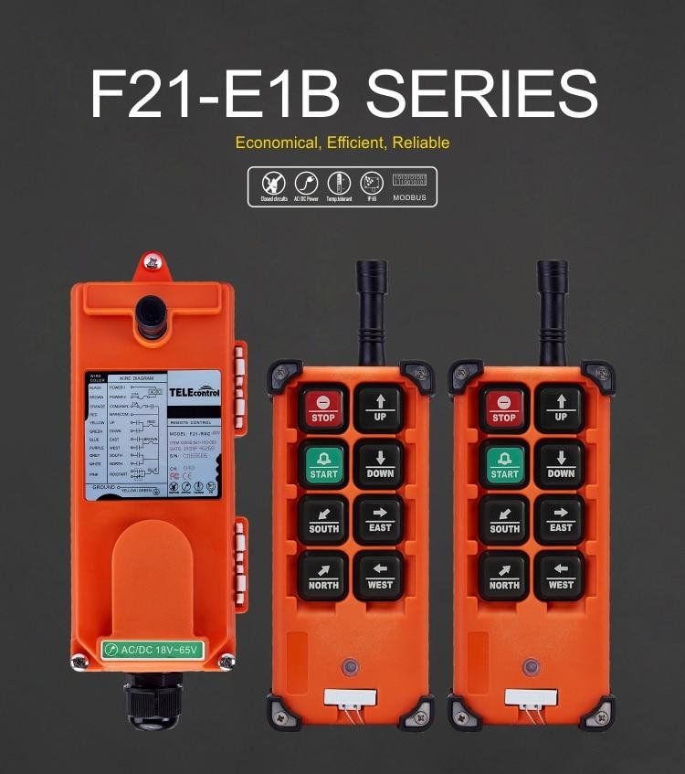 interruptores sem fio para talha guindaste elevador ac 380v 220 36 12 24