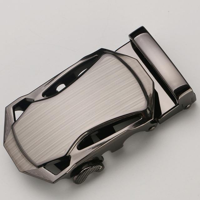 Fashion Luxury Alloy Automatic Belt Buckles 2