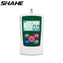 SHAHE Portable Digital Push Pull Force Gauge Force Test Equipment Dynamometer 1 High Accuracy AMF cheap RoHS CN(Origin) 500N 2 AAA batteries 1 5V (not included) Inner sensor