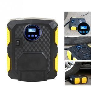 Image 5 - Gonfleur de pneu numérique DC 12 volts voiture Portable compresseur dair pompe 150 PSI voiture compresseur dair pour voiture vélos motos