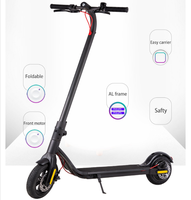 Electric Scooter 36V 250W E Scooter Trotinette Electrique Adulte 8.5 inch Rear Wheel Scooter Electric Scooter Patinete Electrico