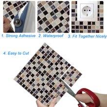 Кухонная настенная плитка с задним брызгом самоклеящиеся наклейки