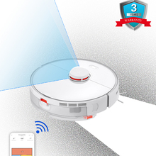 Vacuum-Cleaner Carpet Dust-Robotic Electric-Mop-Upgrade S55 Smart-Sweeping-Cleaning Home