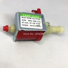 ULKA EP4FM/EP5FM AC230V Original authentischen kaffee maschine pumpe elektromagnetische pum medizinische ausrüstung waschen machi