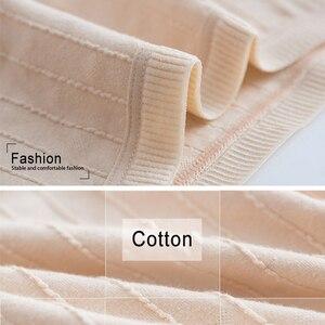 Image 5 - Women Cotton Briefs Lace Side Underwear Women Elastic Panties Mid Rise Sexy Panties Underwear Antibacterial Pants Culotte Femme