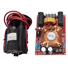 DC 15 A-20A ZVS TESLA Coil Driver Power Driver Board + Ignition Coil,Power Converter