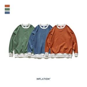 Image 5 - インフレ 2020 デザイン特大男性のプルオーバー綿 100% メンズシャツ刺繍ロゴ男性トレーナー 9604