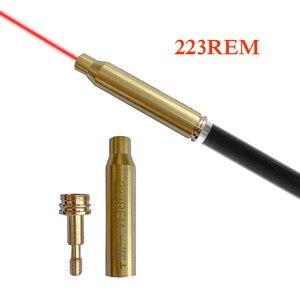 223REM Red Dot Laser Bore Sigh