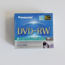 "1PCS/5PCS JAPAN LM RW30U5 Mini 3""(8cm) DVD RW Rewriteable disk 30min 1.4G pro HARD coating for Video camera"