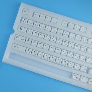 Image 5 - Механическая клавиатура Keycaps японский XDA профиль Keycap PBT краситель сублимированный Keycaps 1.75U 2U ключи для 60 61 64 84 96 87 104 108