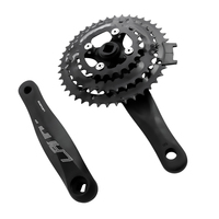 Removable Road Bike 24 34 42T MTB Bicycle Crank Crankset Chain Wheel 170mm