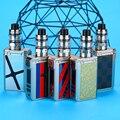 Оригинальный набор VOOPOO Alpha Zip с 180 Вт VOOPOO Alpha Box MOD и 2 мл/4 мл Maat Tank & GENE. Fit Chip Voopoo vs Drag 2/Drag mini