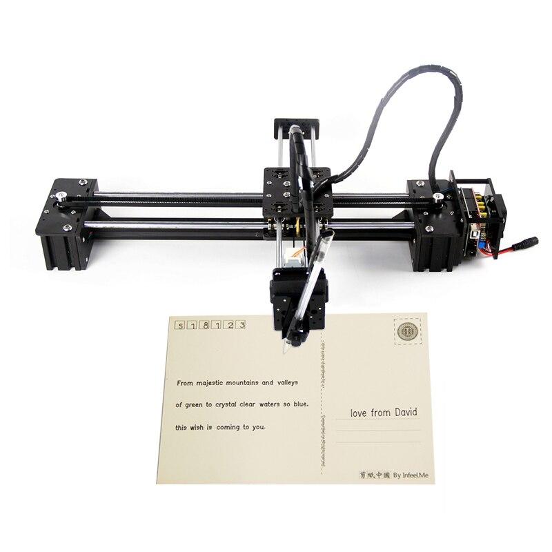 DIY XY Plotter 2500MW Drawbot Stift Zeichnung Maschine CNC Intelligente Roboter Für Zeichnung Und Schreiben In Hohe Dispersion