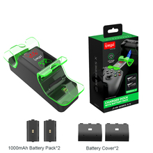 Rechargeable Battery Pack Control for Microsoft X Box Xbox Series S X Gamepad Charging Controller Charger Charge Kit Station Pad