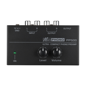 Image 3 - PP500 telefon preamplifikatör fono Preamp bas tiz denge ses tonu EQ kontrol panosu ses Metal Stereo ab tak