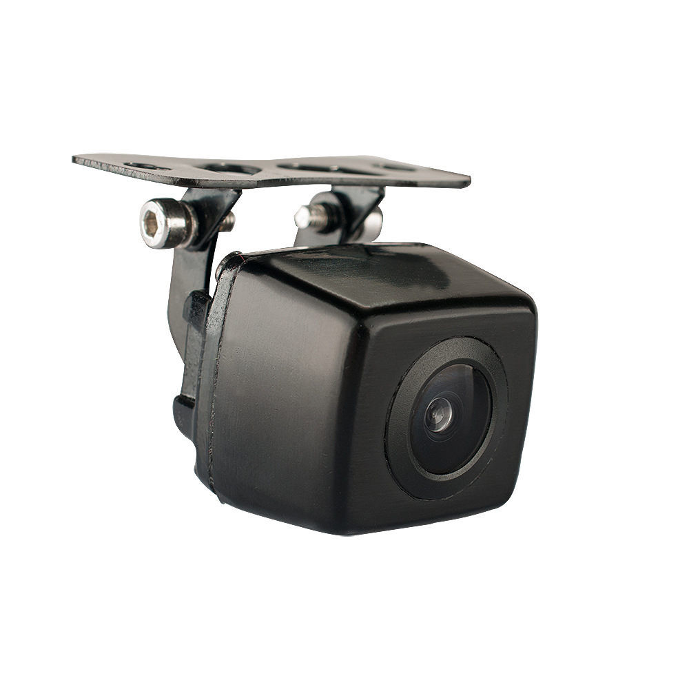 Rearview Camera Small Car Square Universal Metal Shell Plug-High-definition Waterproof Front Rear View Image
