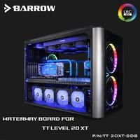 Barrow TT20XT SDB, Waterway Boards For TT Level 20 XT Case, For Intel CPU Water Block & Single/Double GPU Building