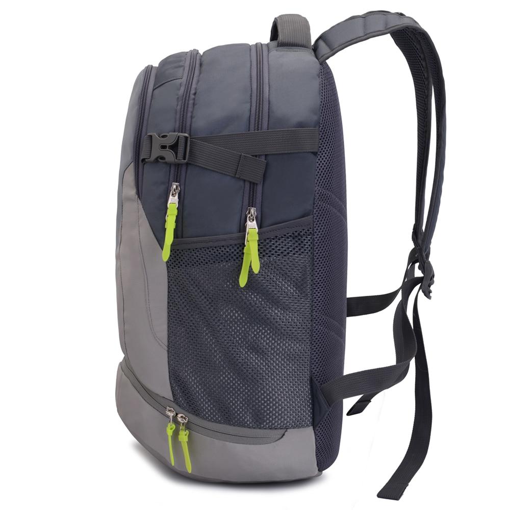Мужской водонепроницаемый рюкзак для занятий спортом на открытом воздухе, 35 л-2
