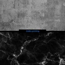 Arrière-plan de photographie de 55x86cm, mur de briques résistantes aux intempéries, sol en marbre Vintage, impression 2 faces pour Studio Photo