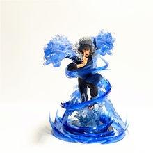 Figuras de acción de Naruto Shippuden, Senju tobitama, DRAGÓN DE AGUA, Bullet, conjunto de Juguetes DIY de PVC, modelo Akatsuki, muñeco de Brinquedos