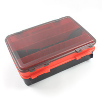 Extra Large Capacity Multifunctional Fishing TackleBox Double Layer Bait Box Portable Fishing Tackle Storage Box