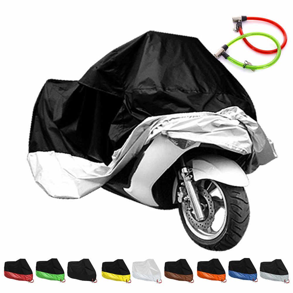 DUCATI 959 PANIGALE Oxford Motorcycle Cover Waterproof Motorbike Silver Black
