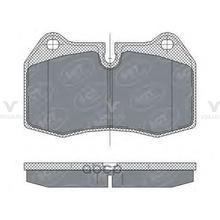 SCT SP 272 Тормозные колодки(комплект 4 шт