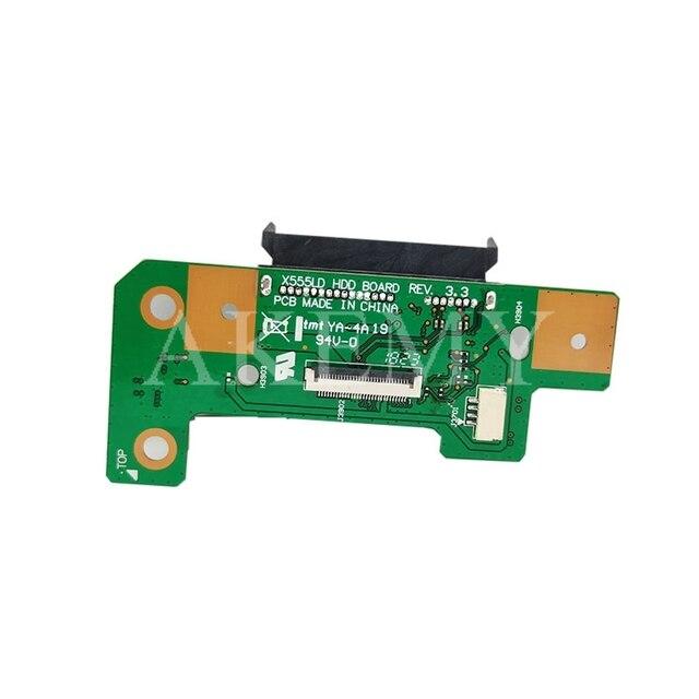Pour For Asus X555L X555LD X555LD REV 2.0 3.1 X555LP REV 1.1 ordinateur portable HDD disque dur carte de commande Version 100% testé livraison rapide