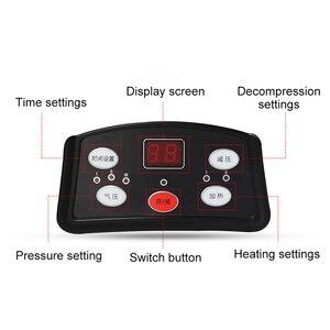 Image 5 - مُدلك يدوي ساخن معدات العلاج الطبيعي جهاز تدليك النخيل ضغط الهواء جهاز تدليك الاصبع