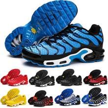 Tamanho grande 47 fanan novo barato masculino mercúrio 2021 tn tênis de corrida arco-íris chaussures hombre designer 97 tênis mais esporte formadores