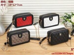 Luxury Designer Brand Chanel- Handbag Shoulder Bags Women Messenger Bag Bolsa Feminina Handbags C152